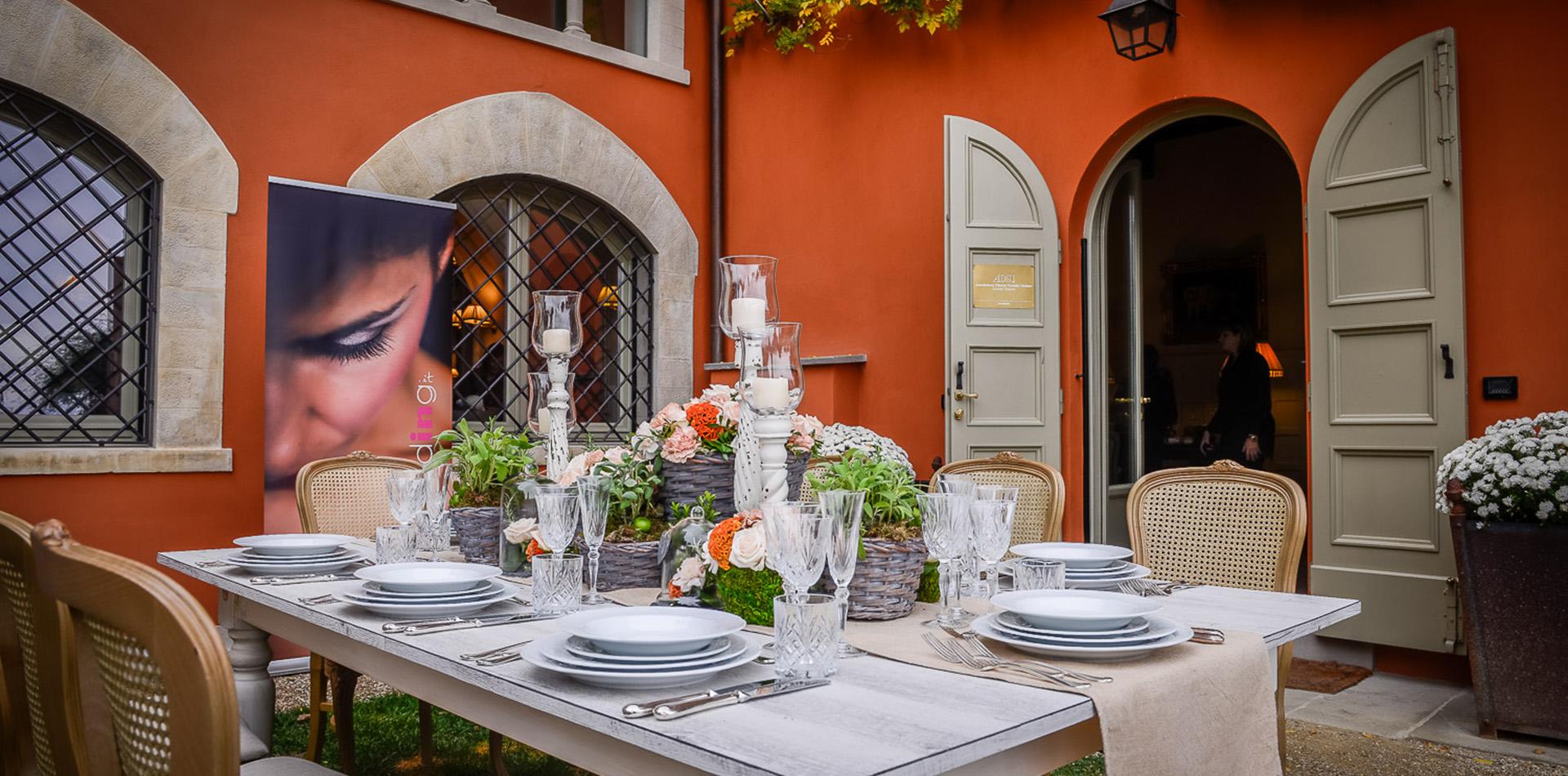 Cover System - Noleggio Attrezzature per Catering Firenze